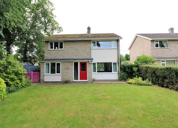 Thumbnail 4 bedroom detached house for sale in South Green, Dereham