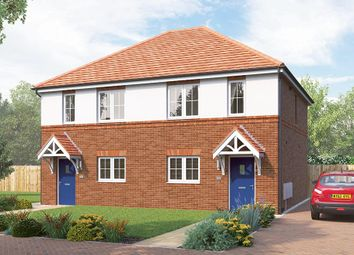 "Thumbnail 3 bed semi-detached house for sale in ""The Cambridge"" at Wellfield Road North, Wingate"
