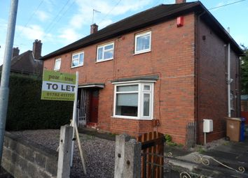3 bed property to rent in Newcastle Road, Stoke On Trent, Staffordshire ST4