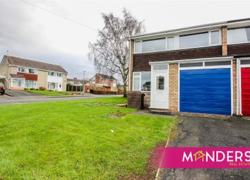 Thumbnail 3 bedroom end terrace house for sale in Brimstree Drive, Shifnal
