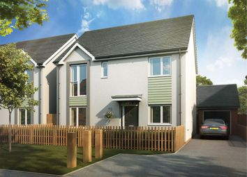 Thumbnail 4 bed detached house for sale in Plot 174 The Chichester, Glan Llyn, Newport