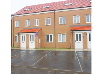 Thumbnail 3 bed town house for sale in Ford Crescent, Morpeth
