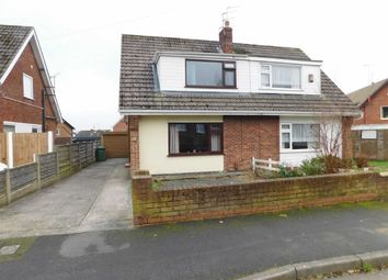Thumbnail 3 bedroom semi-detached house for sale in Yew Tree Drive, Bredbury, Stockport