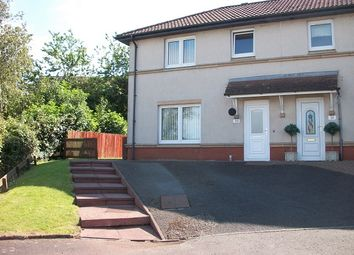 Thumbnail 2 bed semi-detached house for sale in Gallowhill Rise, Stranraer