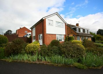 Thumbnail 3 bed detached house for sale in Bramley Avenue, Henwick Park, Worcester