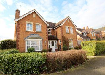 Thumbnail 5 bedroom detached house to rent in Malus Close, Hampton Hargate, Peterborough