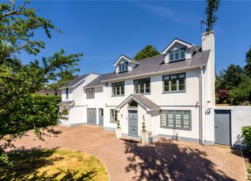 Thumbnail 5 bed detached house for sale in Hunting Close, Esher, Surrey