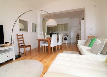 Thumbnail 3 bed flat to rent in Wellington Road, Bush Hill Park, Middlesex