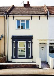 Thumbnail 3 bedroom terraced house to rent in Queens Road, Gosport