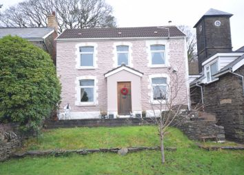 Thumbnail 3 bed detached house for sale in Glen View, Church Road, Cadoxton, Neath