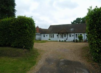 Thumbnail 3 bed detached bungalow for sale in Westfield Road, Woking
