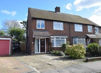 Thumbnail 3 bed semi-detached house for sale in Tunmers End, Chalfont St. Peter, Gerrards Cross