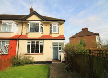 Thumbnail 3 bedroom end terrace house for sale in Firs Lane, London