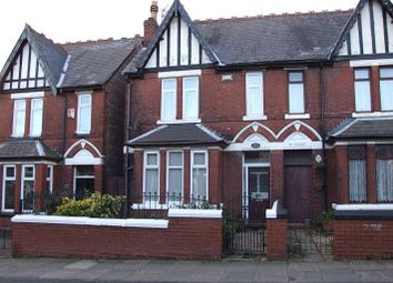 Thumbnail 4 bed semi-detached house to rent in Gidlow Lane, Springfield, Wigan