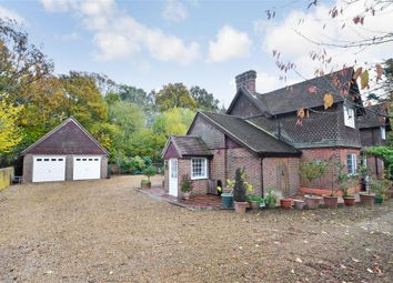 Thumbnail 5 bed detached house for sale in Worthing Road, West Grinstead, Horsham, West Sussex