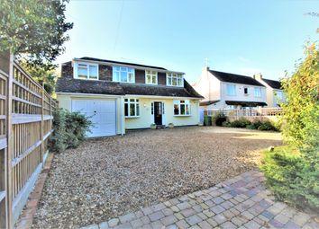 Thumbnail 4 bed detached house for sale in Badgeworth Lane, Badgeworth, Cheltenham
