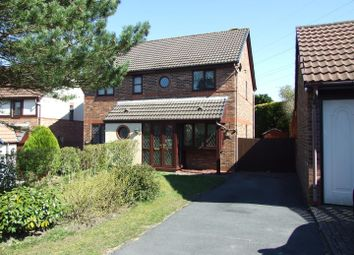 Thumbnail Semi-detached house to rent in Clos Y Gelli, Llanelli