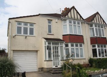 Thumbnail 4 bed semi-detached house to rent in Imperial Road, Knowle, Bristol