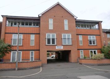 Thumbnail 1 bed flat for sale in Barons Court, Burton-On-Trent