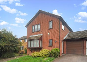 Thumbnail 4 bed detached house for sale in Blakeney Close, Norwich, Norfolk