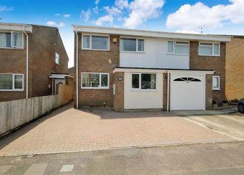 Thumbnail 3 bedroom semi-detached house for sale in Eastmere, Liden, Wiltshire