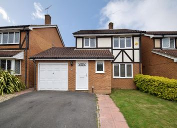 Thumbnail 3 bedroom detached house for sale in Arkwright Drive, Binfield