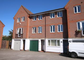 Thumbnail 3 bed town house to rent in Pettys Close, Cheshunt, Waltham Cross