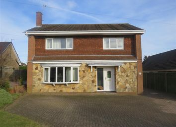 Thumbnail 4 bed detached house for sale in Church View Road, Desborough, Kettering