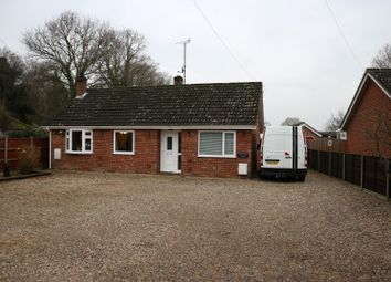 Thumbnail 3 bed bungalow for sale in Innisfree, Cromer Road, Hainford, Norwich, Norfolk