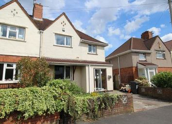 Thumbnail 3 bed semi-detached house for sale in Tetbury Road, Bristol, Somerset