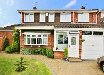 Thumbnail 4 bed detached house for sale in Hawsker Close, Tunstall, Sunderland