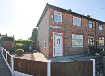 3 bed end terrace house for sale in Sandhurst Street, Warrington WA4