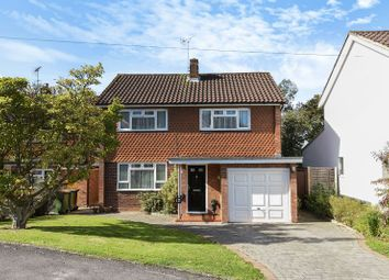Thumbnail 3 bed detached house for sale in Forest Way, Ashtead