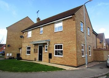 Thumbnail 4 bed detached house for sale in Campbell Close, Rushden
