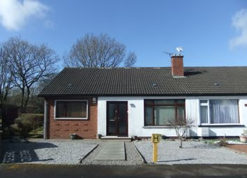 Thumbnail 3 bed semi-detached bungalow for sale in The Rounall, Heathhall, Dumfries