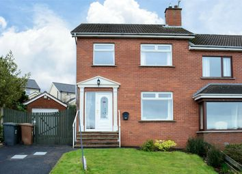 Thumbnail 3 bed semi-detached house for sale in Jubilee Heights, Dromore, County Down