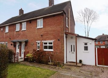 Thumbnail Semi-detached house for sale in Pinewood Crescent, Meir, Stoke-On-Trent, Staffordshire