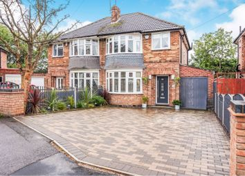 Thumbnail 3 bed semi-detached house for sale in Hardie Crescent, Leicester