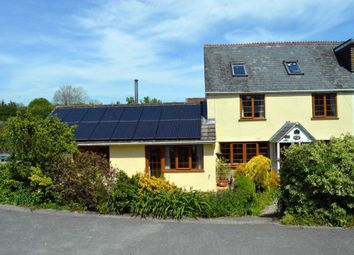 Thumbnail 4 bed semi-detached house for sale in Kingfisher Cottage, St Margaret Lane, Tatworth