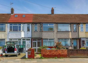 Thumbnail 3 bed terraced house for sale in Nightingale Road, Edmonton, London