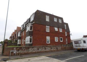 Thumbnail 1 bed flat to rent in Scott Lodge, York Road, Littlehampton