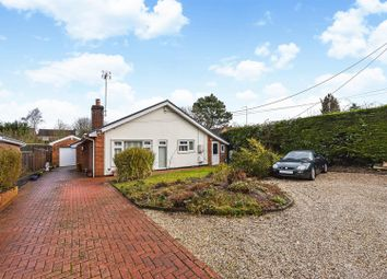 Thumbnail 5 bed detached bungalow for sale in Bloswood Lane, Whitchurch