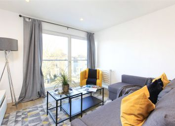 Thumbnail 1 bed flat to rent in Typographic Building, 187 Clapham Road, Stockwell, London