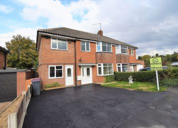Thumbnail 4 bedroom semi-detached house for sale in 45 Avondale Road, Wellington, Telford
