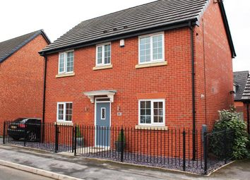 Thumbnail 3 bedroom detached house for sale in Cherry Avenue, Manchester