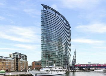 Thumbnail 2 bed flat to rent in No.1 West India Quay, Hertsmere Road, London