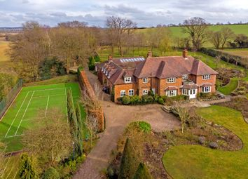 Thumbnail 6 bed detached house for sale in Old Lane, Knebworth
