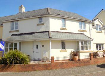 4 bed semi-detached house for sale in Jackson Meadow, Lympstone, Devon EX8
