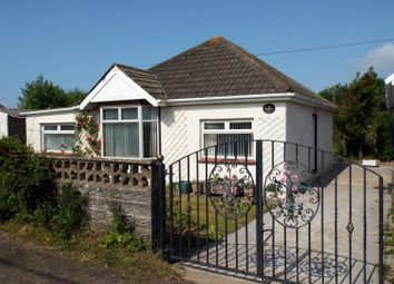 Thumbnail 3 bed detached bungalow for sale in Bosco Lane, Southgate, Swansea