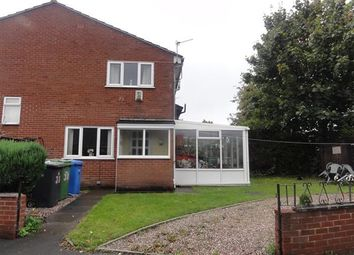 Thumbnail 1 bed end terrace house to rent in St Peters Way, Orford, Warrington